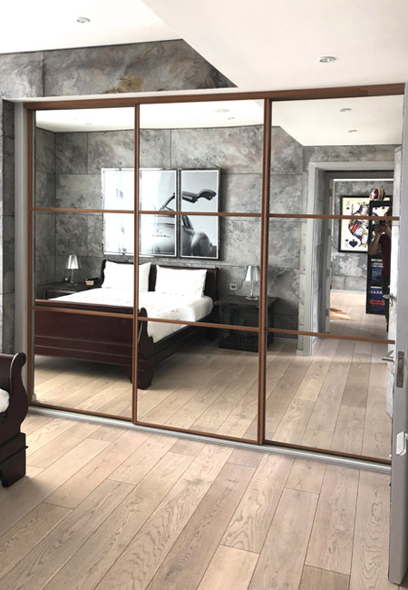 Gliderobes Sliding Fitting Wardrobes Quality Hand Made to Order Bedroom Furniture Portrait Image 024