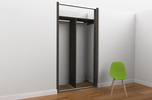 Gliderobes Sliding Fitted Wardrobes Example 002