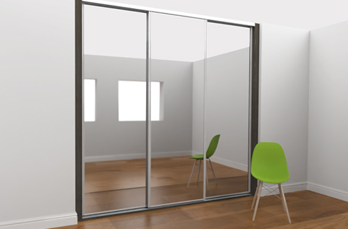 Gliderobes Sliding Fitted Wardrobes Example 006