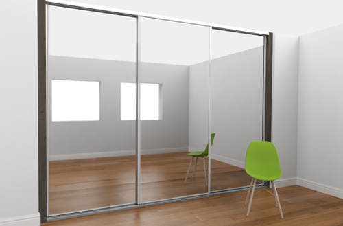 Gliderobes Sliding Fitted Wardrobes Example 007